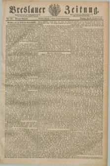 Breslauer Zeitung. Jg.70, Nr. 721 (15 October 1889) - Morgen-Ausgabe + dod.