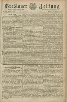Breslauer Zeitung. Jg.70, Nr. 726 (16 October 1889) - Abend-Ausgabe
