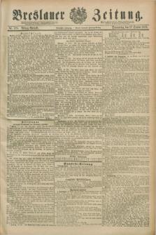 Breslauer Zeitung. Jg.70, Nr. 728 (17 October 1889) - Mittag-Ausgabe
