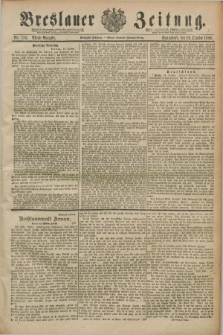 Breslauer Zeitung. Jg.70, Nr. 735 (19 October 1889) - Abend-Ausgabe