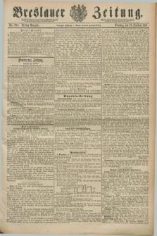 Breslauer Zeitung. Jg.70, Nr. 758 (29 October 1889) - Mittag-Ausgabe