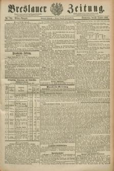 Breslauer Zeitung. Jg.70, Nr. 764 (31 December 1889) - Mittag-Ausgabe