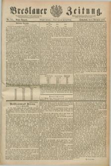 Breslauer Zeitung. Jg.70, Nr. 771 (2 November 1889) - Abend-Ausgabe