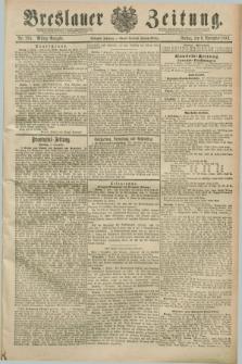 Breslauer Zeitung. Jg.70, Nr. 785 (8 November 1889) - Mittag-Ausgabe