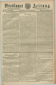 Breslauer Zeitung. Jg.70, Nr. 810 (18 November 1889) - Abend-Ausgabe