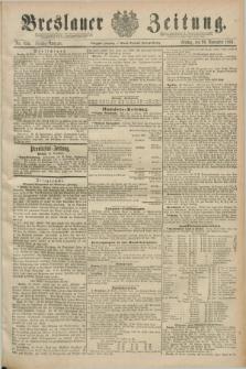 Breslauer Zeitung. Jg.70, Nr. 839 (29 November 1889) - Mittag-Ausgabe