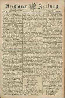 Breslauer Zeitung. Jg.70, Nr. 844 (1 December 1889) - Morgen-Ausgabe + dod.