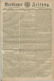 Breslauer Zeitung. Jg.70, Nr. 855 (5 December 1889) - Abend-Ausgabe