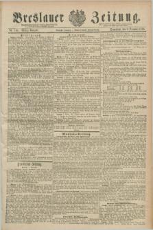 Breslauer Zeitung. Jg.70, Nr. 860 (7 December 1889) - Mittag-Ausgabe