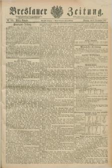 Breslauer Zeitung. Jg.70, Nr. 863 (9 December 1889) - Mittag-Ausgabe