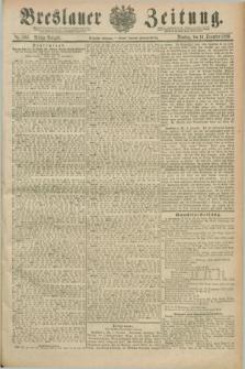 Breslauer Zeitung. Jg.70, Nr. 866 (10 December 1889) - Mittag-Ausgabe