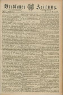 Breslauer Zeitung. Jg.70, Nr. 874 (13 December 1889) - Morgen-Ausgabe + dod.