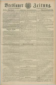 Breslauer Zeitung. Jg.70, Nr. 875 (13 December 1889) - Mittag-Ausgabe