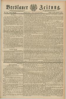 Breslauer Zeitung. Jg.70, Nr. 894 (20 December 1889) - Abend-Ausgabe