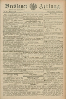Breslauer Zeitung. Jg.70, Nr. 896 (21 December 1889) - Mittag-Ausgabe