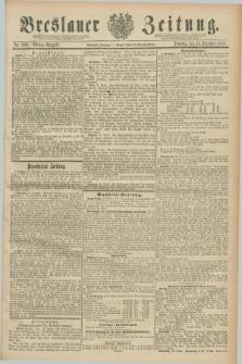 Breslauer Zeitung. Jg.70, Nr. 902 (24 December 1889) - Mittag-Ausgabe