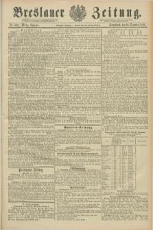 Breslauer Zeitung. Jg.70, Nr. 908 (28 December 1889) - Mittag-Ausgabe