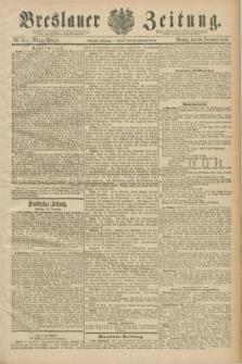 Breslauer Zeitung. Jg.70, Nr. 911 (30 December 1889) - Mittag-Ausgabe