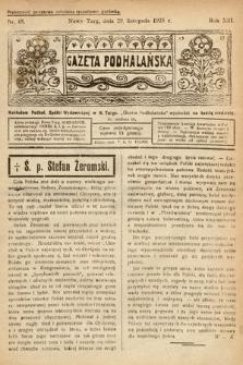 Gazeta Podhalańska. 1925, nr48