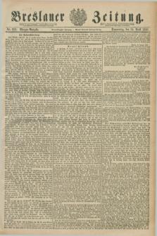 Breslauer Zeitung. Jg.71, Nr. 283 (24 April 1890) - Morgen-Ausgabe + dod