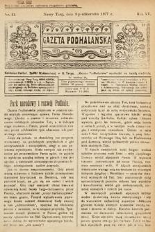 Gazeta Podhalańska. 1927, nr41