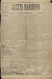 Gazeta Narodowa. 1896, nr6