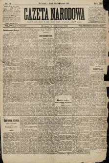 Gazeta Narodowa. 1896, nr24