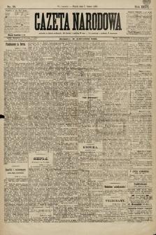 Gazeta Narodowa. 1896, nr38