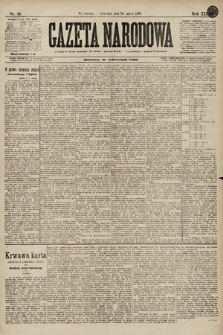 Gazeta Narodowa. 1896, nr51