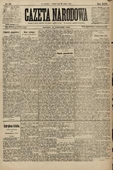 Gazeta Narodowa. 1896, nr60