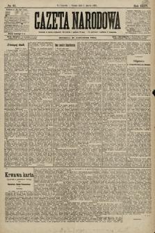Gazeta Narodowa. 1896, nr67