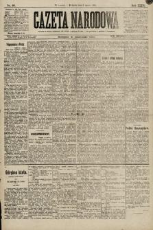 Gazeta Narodowa. 1896, nr68