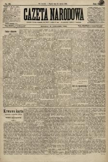 Gazeta Narodowa. 1896, nr80