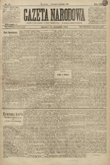 Gazeta Narodowa. 1896, nr99