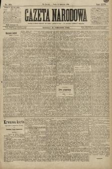 Gazeta Narodowa. 1896, nr105