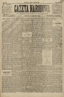 Gazeta Narodowa. 1896, nr107
