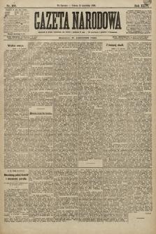 Gazeta Narodowa. 1896, nr108