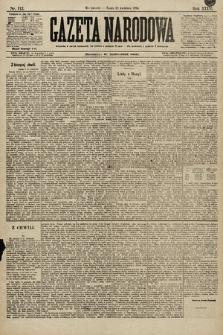 Gazeta Narodowa. 1896, nr112