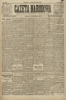 Gazeta Narodowa. 1896, nr120