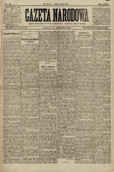 Gazeta Narodowa. 1896, nr122
