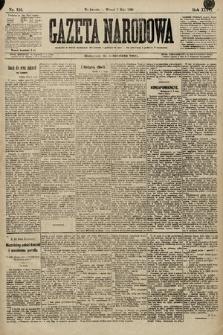 Gazeta Narodowa. 1896, nr125
