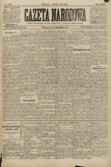 Gazeta Narodowa. 1896, nr127