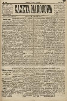 Gazeta Narodowa. 1896, nr128