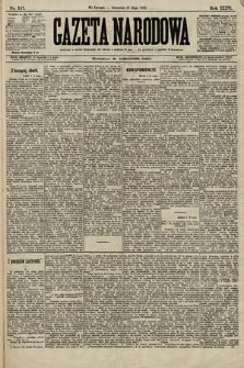 Gazeta Narodowa. 1896, nr147