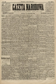 Gazeta Narodowa. 1896, nr149