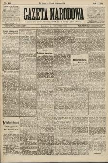 Gazeta Narodowa. 1896, nr152