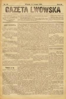 Gazeta Lwowska. 1896, nr33
