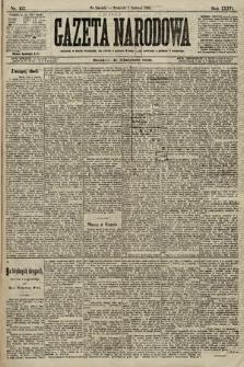 Gazeta Narodowa. 1896, nr157