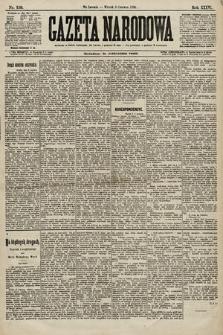 Gazeta Narodowa. 1896, nr159