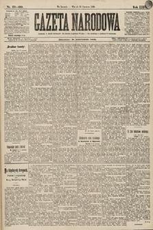 Gazeta Narodowa. 1896, nr179-180